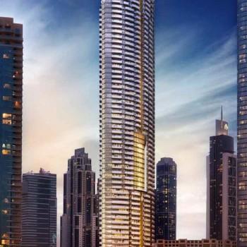 Immobiliare Dubai - Opera Grand (Downton), un grattacielo residenziale di 66 piani dal design elegante nel centralissima di Dubai, nel quartiere dell'Opera.