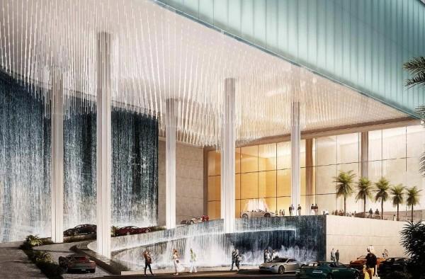 Aykon Towers- 4 grattacieli in costruzione in posizione è strategica, vicini al downtown e al Mall of the Emirates e a soli 15 minuti da Dubai Marina.